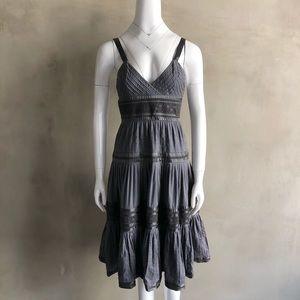 Catherine Malandrino | NWT Blue Midi Dress